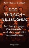 Die Sprachreiniger (eBook, ePUB)
