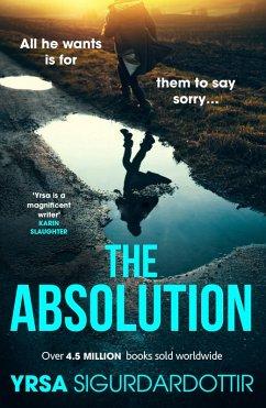 The Absolution (eBook, ePUB) - Sigurdardottir, Yrsa