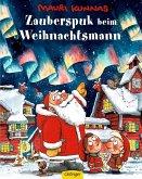 Zauberspuk beim Weihnachtsmann (Mängelexemplar)