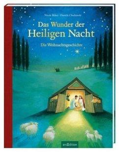 Das Wunder der Heiligen Nacht (Mängelexemplar) - Büker, Nicole