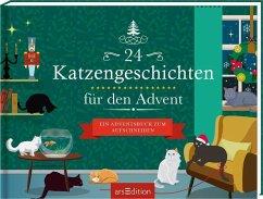 24 Katzengeschichten für den Advent (Mängelexemplar)