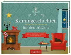 24 Kamingeschichten für den Advent (Mängelexemplar)