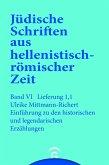Einführung zu den Jüdischen Schriften aus hellenistisch-römischer Zeit, Faszikel 1: Historische und legendarische Erzählungen (eBook, PDF)