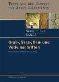 Grab-, Sarg-, Bau- und Votivinschriften (eBook, PDF)