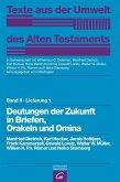 Deutungen der Zukunft in Briefen, Orakeln und Omina (eBook, PDF)