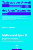Mythen und Epen III (eBook, PDF)
