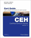 Certified Ethical Hacker (Ceh) Version 10 Cert Guide [With Access Code]