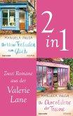 Der kleine Teeladen zum Glück & Die Chocolaterie der Träume / Valerie Lane Bd.1-2 (eBook, ePUB)