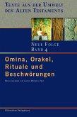 Omina, Orakel, Rituale und Beschwörungen (eBook, PDF)