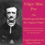 Edgar Allan Poe: Die Detektivgeschichten des Auguste Dupin (MP3-Download)