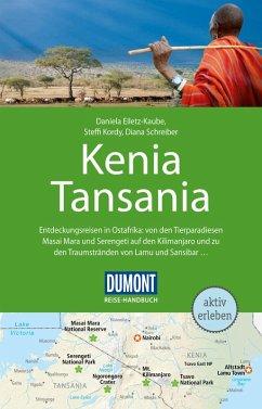 DuMont Reise-Handbuch Reiseführer Kenia, Tansania (eBook, PDF) - Kordy, Steffi; Jorke, Sabine; Eiletz-Kaube, Daniela