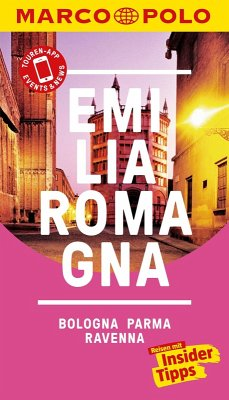 MARCO POLO Reiseführer Emilia-Romagna, Bologna, Parma, Ravenna (eBook, PDF) - Dürr, Bettina