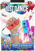 SUBSONIC Grip & Strap Kit Just Dance, Komfortgriffe und Schlaufe (Nintendo Switch)