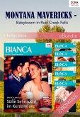 Montana Mavericks - Babyboom in Rust Creek Falls (6-teilige Serie) (eBook, ePUB)