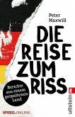 Die Reise zum Riss (eBook, ePUB)