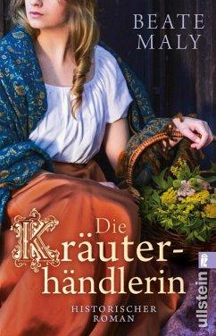 Die Kräuterhändlerin (eBook, ePUB) - Maly, Beate