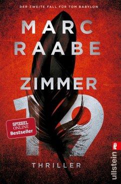Zimmer 19 / Tom Babylon Bd.2 (eBook, ePUB) - Raabe, Marc