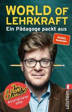 World of Lehrkraft (eBook, ePUB) - Schröder, Herr
