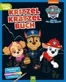 Paw Patrol - Kritzel-Kratzel-Buch