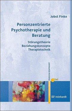 Personzentrierte Psychotherapie und Beratung - Finke, Jobst