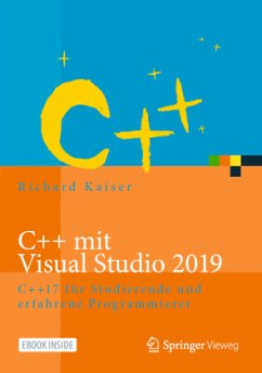 C++ mit Visual Studio 2019 - Kaiser, Richard