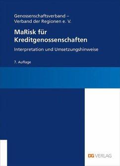 MaRisk für Kreditgenossenschaften - Behrends, Tino; Welter, Christine