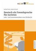 Deutsch als Fremdsprache für Juristen