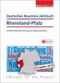 Deutsches Beamten-Jahrbuch Rheinland-Pfalz Jahresband 2019 (eBook, PDF)