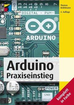 Arduino (eBook, PDF) - Brühlmann, Thomas