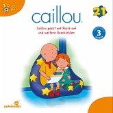 Caillou - Folgen 227-241: Caillou passt auf Rosie auf (MP3-Download)