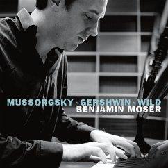 Bilder Einer Ausstellung/Three - Moser,Benjamin