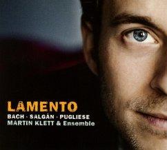 Lamento - Klett,Martin & Ensemble