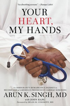Your Heart, My Hands (eBook, ePUB) - Singh, Arun K