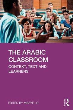 The Arabic Classroom (eBook, PDF)