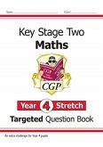 KS2 Maths Targeted Question Book: Challenging Maths - Year 4 Stretch