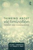 Thinking About Victimization (eBook, PDF)