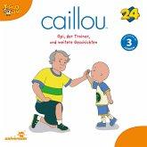 Caillou - Folgen 260-268: Opi, der Trainer (MP3-Download)