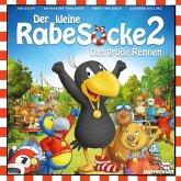 Der kleine Rabe Socke 2 - Das große Rennen - Hörspiel zum Film (MP3-Download)
