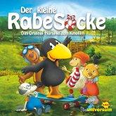 Der kleine Rabe Socke - Hörspiel zum Film (MP3-Download)
