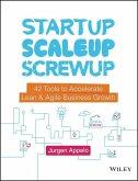 Startup, Scaleup, Screwup (eBook, PDF)