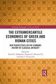 Extramercantile Economies of Greek and Roman Cities (eBook, ePUB)
