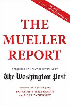 The Mueller Report (eBook, ePUB) - Washington, The