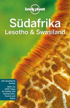 Lonely Planet Reiseführer Südafrika, Lesoto & Swasiland (eBook, PDF) - Bainbridge, James