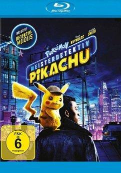Pokémon Meisterdetektiv Pikachu - Ryan Reynolds,Justice Smith,Kathryn Newton