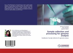 Sample collection and processing for genome analysis