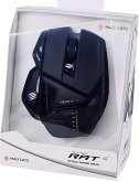 MadCatz R.A.T. 4+ Optical Gaming Mouse, RAT4+ Gaming-Maus, kabelgebunden, schwarz