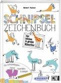 Schnipsel-Zeichenbuch für kleine und große Künstler (Mängelexemplar)