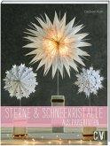 Sterne & Schneekristalle aus Papiertüten (Mängelexemplar)