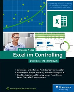 Excel im Controlling (eBook, ePUB) - Nelles, Stephan