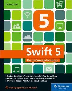Swift 5 (eBook, ePUB) - Kofler, Michael